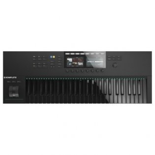 Native Instruments Komplete Kontrol S49 MK2 Pitch Black Limited Edition